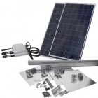 Grape Solar GS-440-KIT Residential 440 Watt Grid-Tied Solar Power System Kit