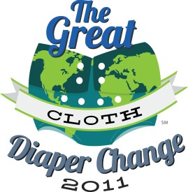 Attempting a World Record at 2am: The Great Cloth Diaper Change in Australia