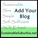 Sustainable Suburbia Linky List