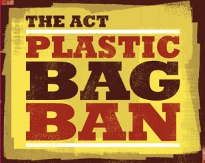 The ACT Plastic Bag Ban