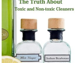 The Truth about Toxic and Non Toxic Cleaners SustainableSuburbia.net